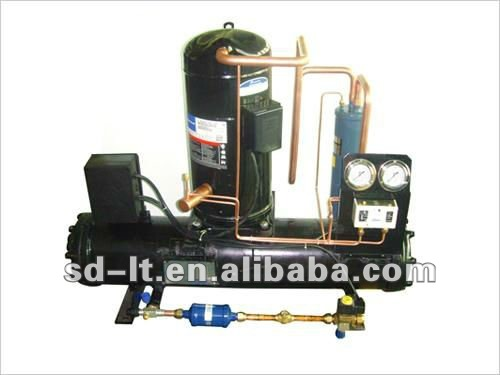 Condensation Water Water Cooled Condensing