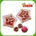 pcs 5 mini estrella de la forma de chocolate compuesto