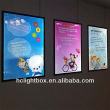 A0,A1,A2,A3,A4 standard size led slim light box