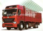 Sinotruk HOWO A7 8x4 Cargo Truck, Cargo Lorry 31 tons