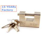 Rectangular iron padlock; heavy duty iron padlock, C shape padlock; E shape padlock; IRAN,MID-EAST