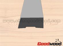 Gesso Primed Pine Solid Wood Baseboard moulding