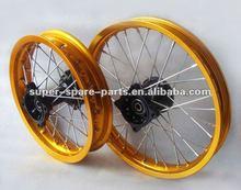 New model motorcycle wheel rim