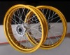 New model motorcycle alloy wheel rims