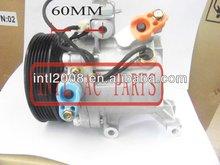 Denso SV07C a/c compressor Toyota Passo Daihatsu Terios Sirion M3 Boon/ Subaru JUSTY Trendy 447280-3150 88320-B1020 447260-5613