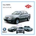 Las piezas originales, geely ck mk de piezas de automóviles en china