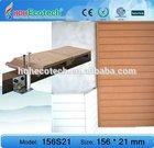 vinyl siding exterior wall cladding / composite wall siding