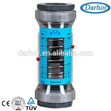Resist heat EV meters hot water flow