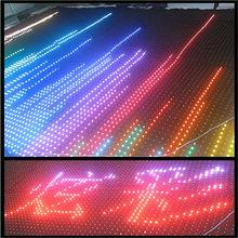 popular wedding decoration 2012 fabric light P100