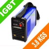 light weight direct current best inverter welding welder equipments zx7 200 amperes 1 phase 110/220volots zx7-200a and supplies