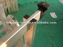 rubber feet for ladders Multi-purpose a frame ladder pass CE (WYAL-1004)
