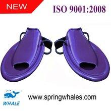 silicone kids/children swimming fins,diving fins