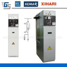 Transformer Function Unit/Cubicle, switch-fuse panel, MV SF6 gas insulated RMU switchgear