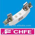 NT0 low voltage porcelain types of fuse holder