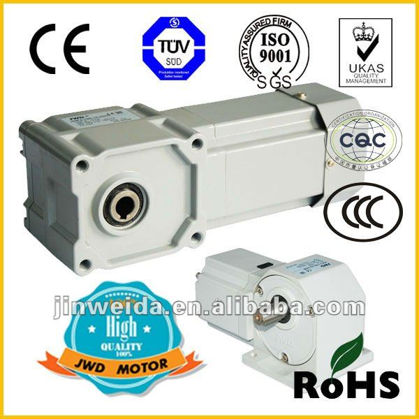 High Torque Right Angle Ac Gear Motor View High Torque Gear Motor Jwd Product Details From