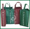 Eco wine shopping bags