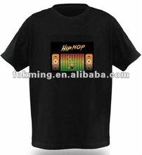 wholesale cotton black magic mens EL t-shirt