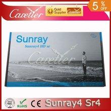 Lowest price & Sunray4 hd se - sunray4 SR4 800 se hd sunray 800se hd three tuner wifi sim2.1 receiver decorder best price 2012