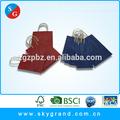 4 stampa a colori ad alta qualità sacchetto della carta kraft