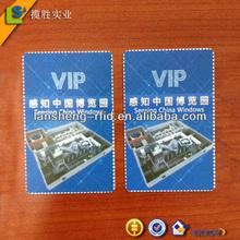 Dual Frequency Smart Card, HF + UHF