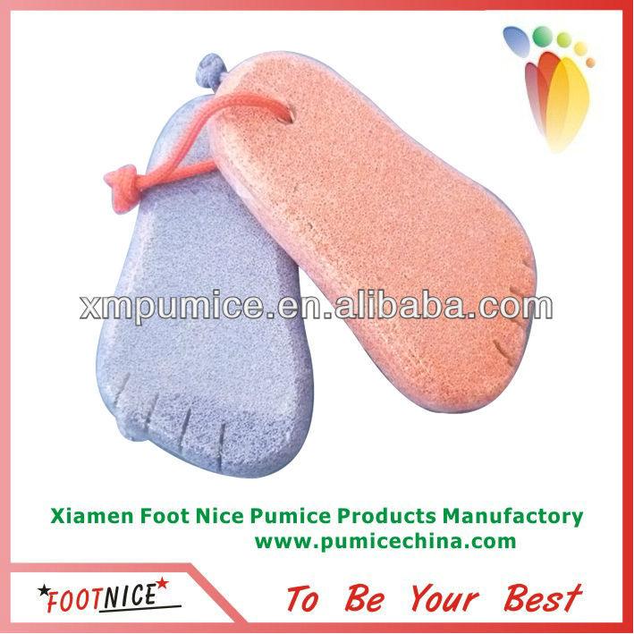 Foot care pumice stone