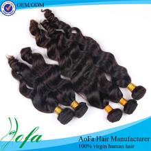 Most popular 5 A grade body wave brazilian remy hair