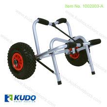 Kayak Cart Aluminum 80kg duty 25mm