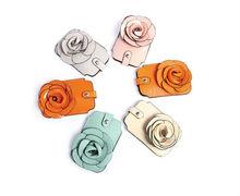 New Design Rose Mobile Phone Bag Case