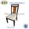 Antiguos de madera comedor silla lateral( efs- t- 1684s)
