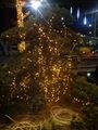 natal seqüência de led de luz decorativa iluminação de objetos