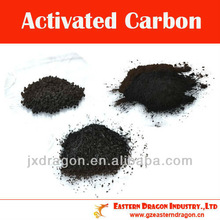 plant and machinery for activated carbon