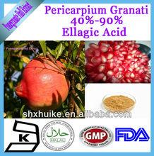 ISO9001.GMP supply Pomegranate peel Extract Powder