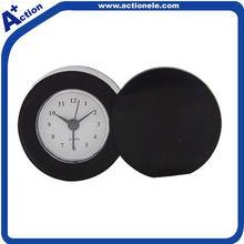 Travel Flip Analog Table Alarm Clock