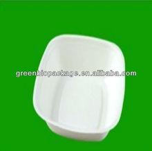 Biodegradable Sugarcane Pulp Salad Bowl