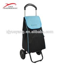 YY-37X01 shopping bag trolley grocery shopping carts