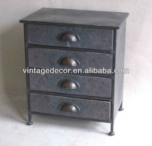 craft drawers small pc galvanized metal Cabinet