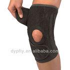 Neoprene knee braces support wraps