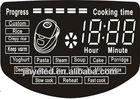 Electric cooker Full color LED display screen numeric korea led display screen