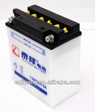 12N12A-3A Dry Charged motorcycle battery/ Battery Motorcycle