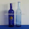 azul botella de vino