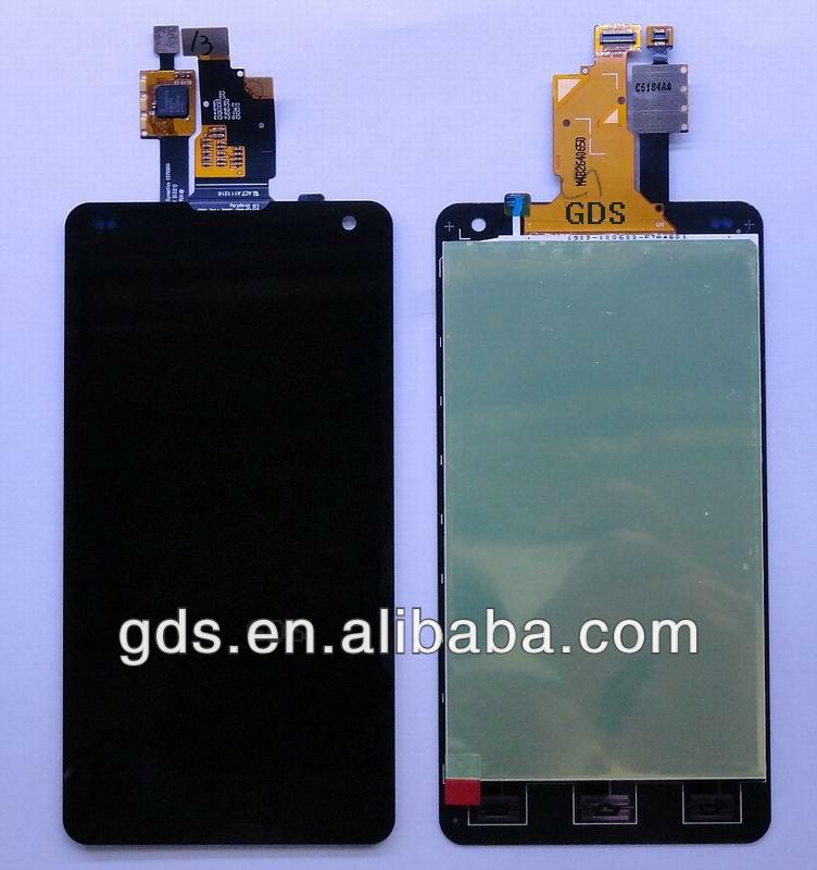 pantalla lcd táctil de montaje de pantalla para lg optimus g e971 e973 e975 e976 e977 f180l f180k ls970 lcd de pantalla táctil