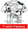 Hochwertiges design hanf t-shirt online bulk kaufen kleidung