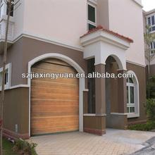 Elegant Automatic Wooden Main Gate Designs