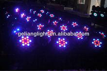 2012 New module high power RGBWA 3W 36Leds Indoor Par/ NEW RGBWA 5 Colors LED Multi Par