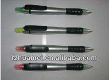 2012 new design promotional plastic twist-action pen promotional