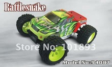 Nitro Off Road Monster Truck - advanced in Length