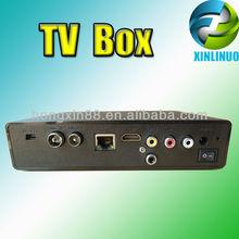 2012 newest DVB-T Amlogic8726M Cortex-A91.2GHZ smart tv box ,HDD player ,set top box