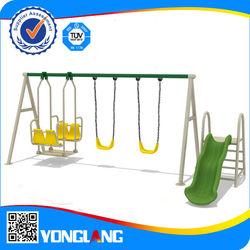 Outdoor simple swing set