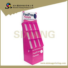 Shenzhen Customized Paper Corrugated Flooring Racks Shops