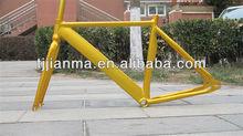 Aluminium Fixed Gear Bike Frame / Track Bike Frame